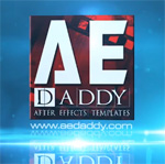 AE Daddy Logo Reveal – Free After Effects Template