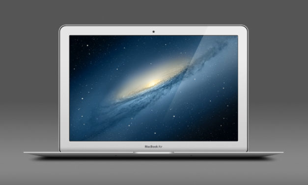 Macbook Air Free PSD