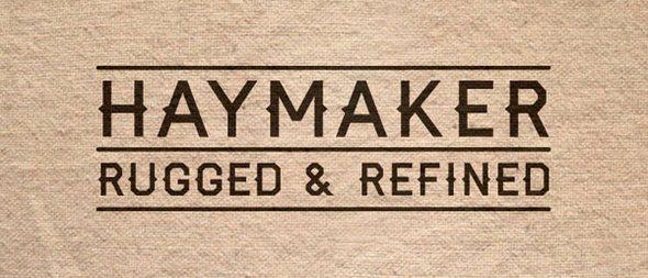 12 Haymaker