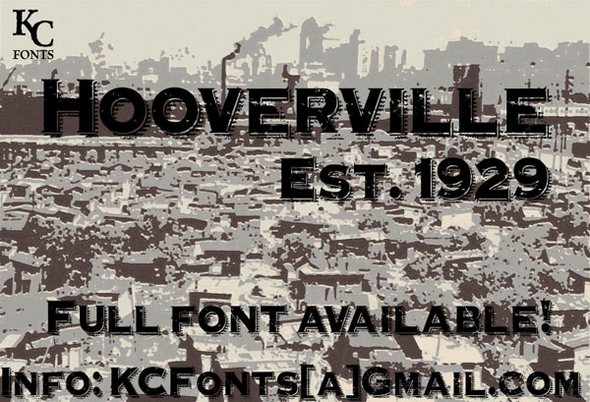 16 hooverville