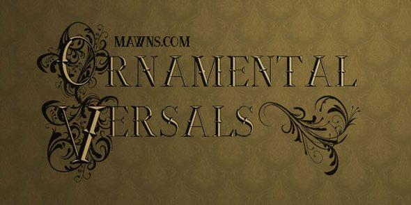 30 ornamental-versals