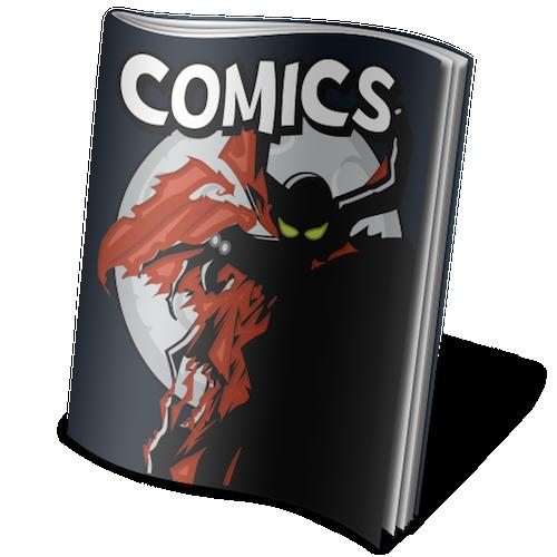 Comics icon 512x512