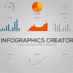 After effects proejcts Infographics from VideoHive