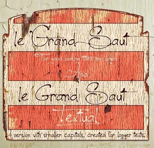 06 le Grand Saut
