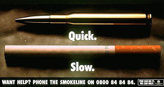 50 Most Creative Anti-Smoking Advertisements 21