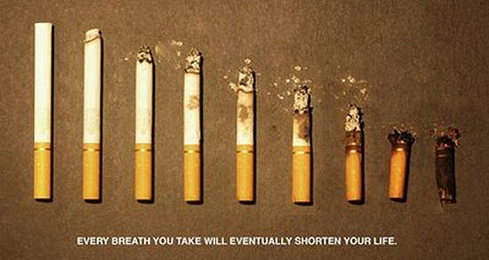 50 Most Creative Anti-Smoking Advertisements 5