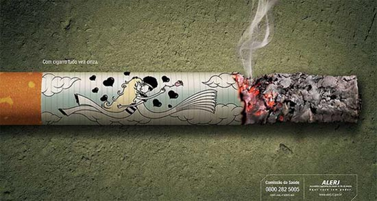 50 Most Creative Anti-Smoking Advertisements 6