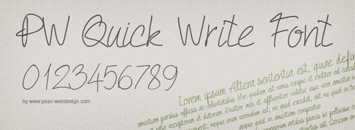 31 PW-Quick-Write