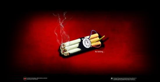 50 Most Creative Anti-Smoking Advertisements 23