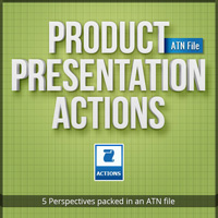 Product Presentation Photoshop Action