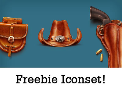 Fresh Freebies from Dribbble
