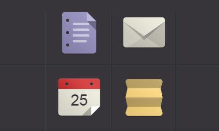 Free Flat Design Icons Set Vol1