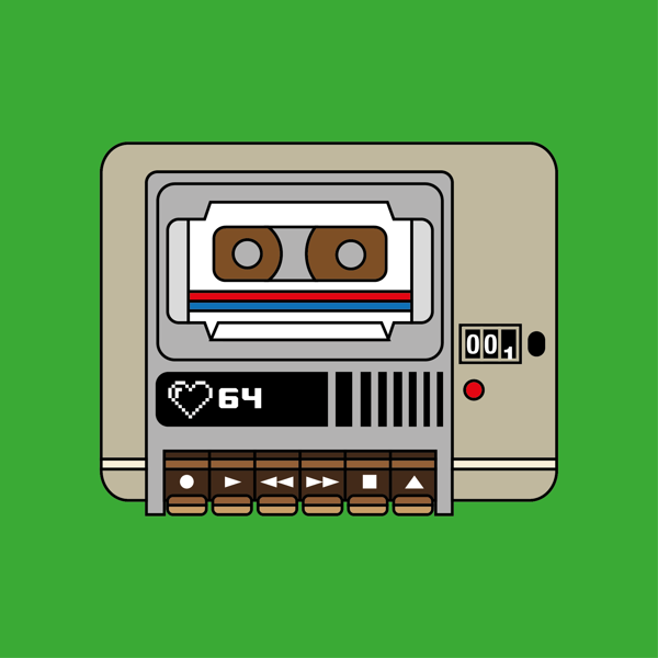 C64 Inspired Graphic