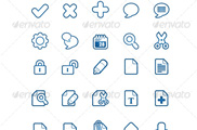 BlueSakura 45 Icon for your project