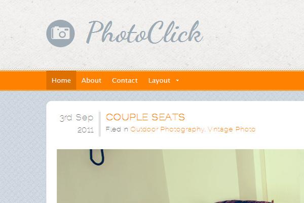 PhotoClick Theme