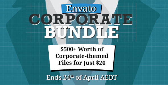 Envato Corporate Bundle