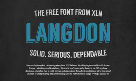9 Free Fonts for your Delight