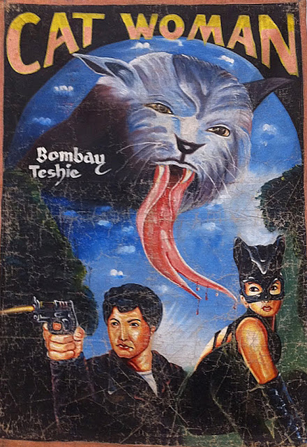 70 Hilarious Bootleg Movie Posters from Ghana 11