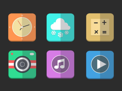 Free Icons for your Designs
