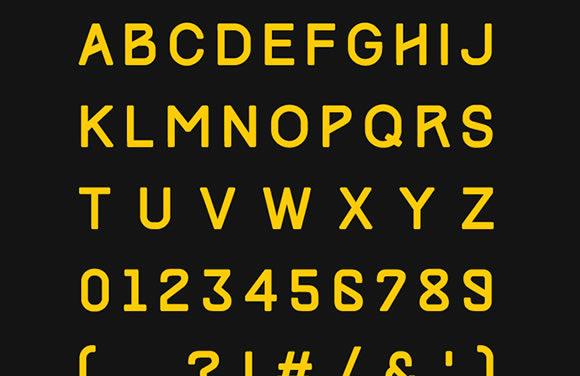 8 Fresh High-Quality Free Fonts