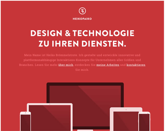 13 Examples of How to Use Color in Web Design
