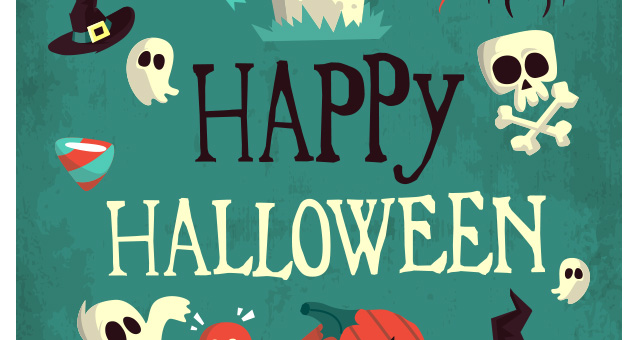 002-happy-halloween-terror-elements-vector-flat-scary-hollydays