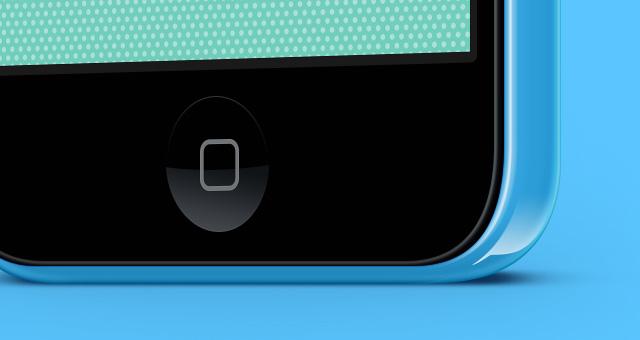002-iphone-5C-mobile-celular-multicolors-three-quarters-view-3d-mock-up-psd