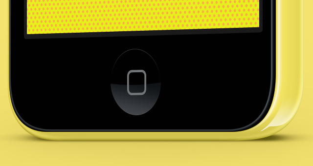 004-iphone-5C-mobile-celular-multicolors-three-quarters-view-3d-mock-up-psd