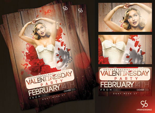 160 Free and Premium PSD Flyer Design Templates – Print Ready 1