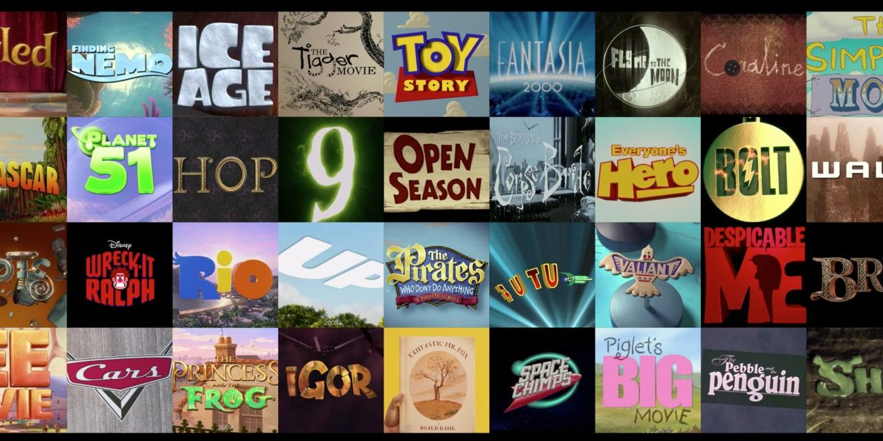 243 Titles of Animated Feature Films