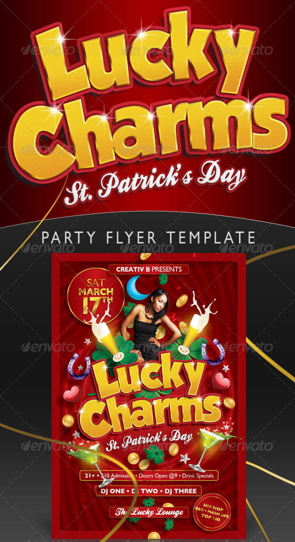160 Free and Premium PSD Flyer Design Templates – Print Ready 38