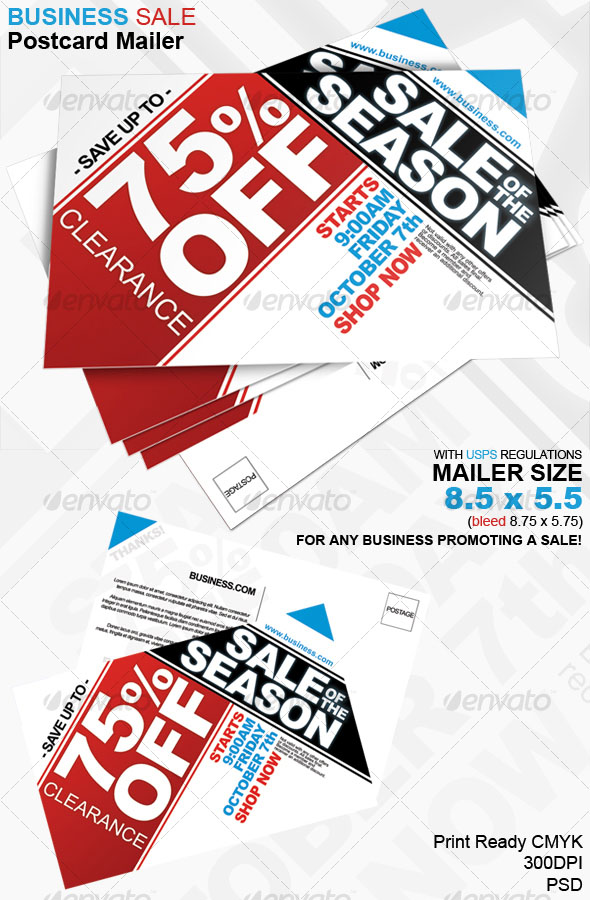 160 Free and Premium PSD Flyer Design Templates – Print Ready 41