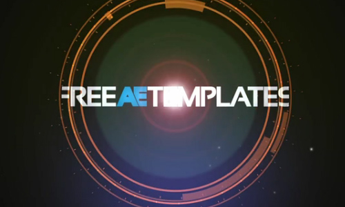 New Free After Effects Template for August