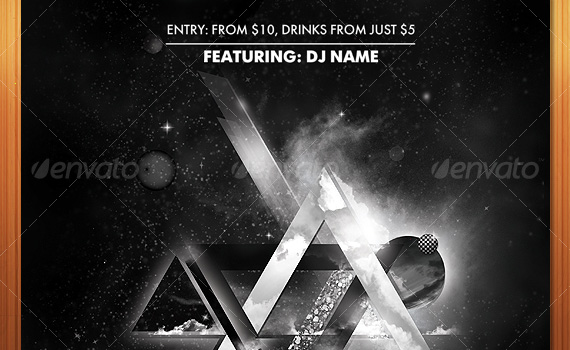 Stunning-nightclub-premium-print-ready-flyers