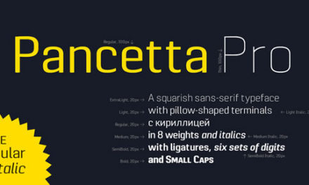 6 Free Fonts for your Projects