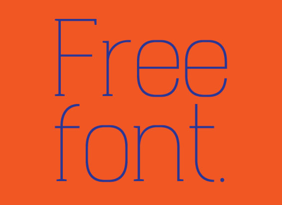 8 Fresh Free Fonts