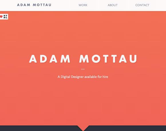 15 Inspiring Portfolio Designs