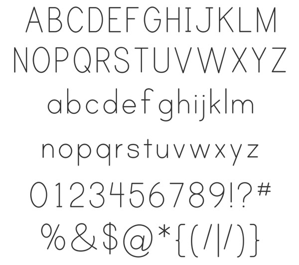 100 Must-Have Free Fonts For Commercial And Personal Use 11