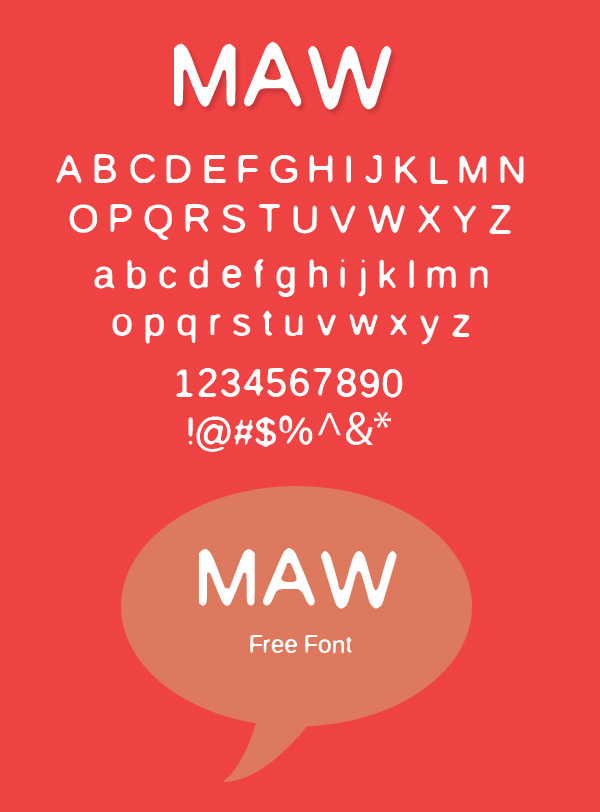 100 Must-Have Free Fonts For Commercial And Personal Use 101