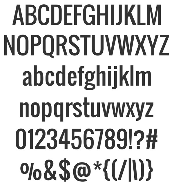 100 Must-Have Free Fonts For Commercial And Personal Use 14