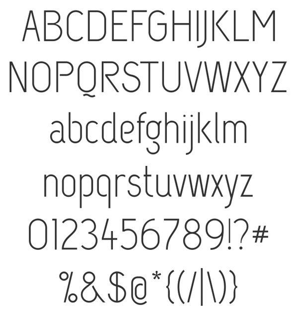 100 Must-Have Free Fonts For Commercial And Personal Use 25