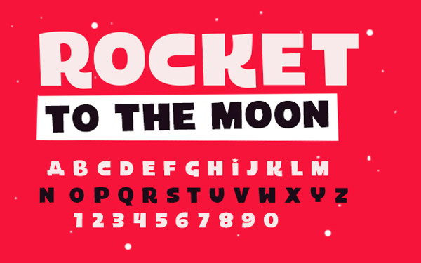 40 Free Fonts For Flat Design 27