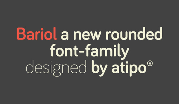 40 Free Fonts For Flat Design 28