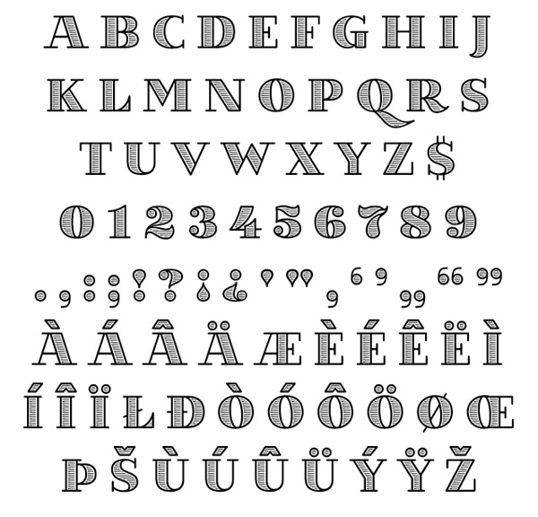 100 Must-Have Free Fonts For Commercial And Personal Use 32