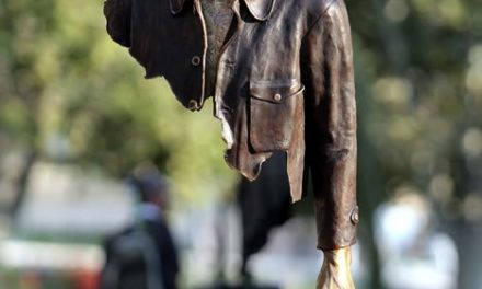 Imperfect Sculptures By Bruno Catalano