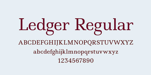 8 Free Fonts Perfect for Clean Web Design