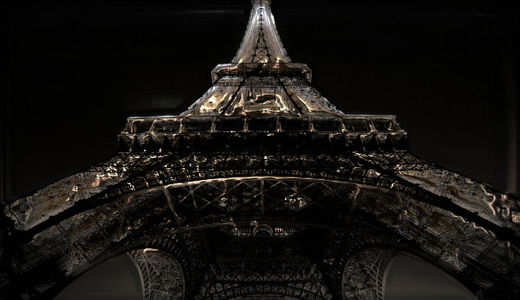 Liquid eiffel tower wallpapers free download hi res