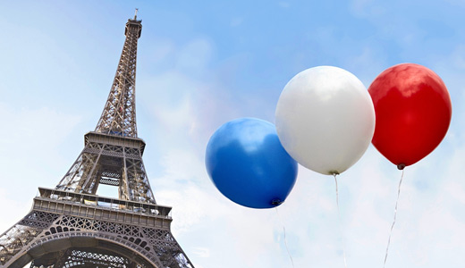Balloon eiffel tower wallpapers free download hi res