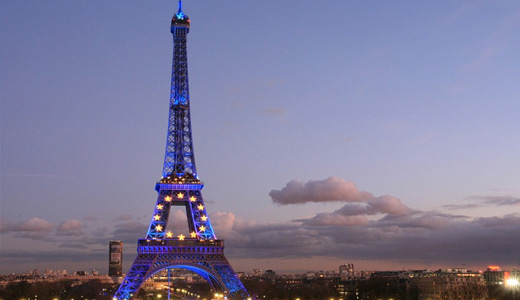 Purple eiffel tower wallpapers free download hi res