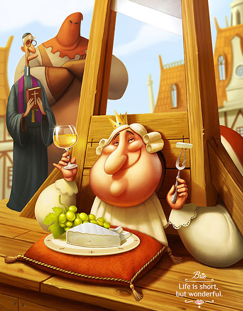 Be Charmed with Noteworthy Character Designs and Illustrations